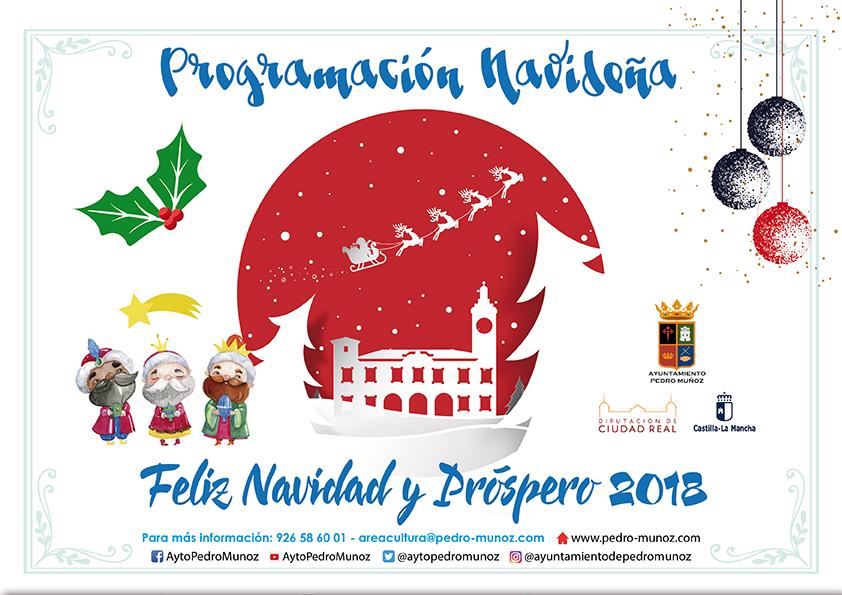 Felicitaciones Navidad Internet.Pedro Munoz Quiere Vivir Una Nueva Navidad Llamando A La